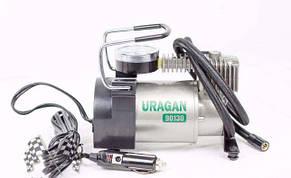 Компрессор автомобильный URAGAN 90130(УРАГАН),насос электрический для шин,компрессор автомобильный, фото 2