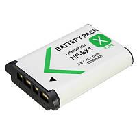 Аккумулятор NP-BX1 (аналог) для фотоаппаратов Sony Cyber-shot DSC-RX1, DSC-RX100, DSC-HX300, DSC-WX300 -1350ma