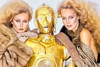 Дарт Вейдер и С3РО в эксклюзивной фото сессии для Vogue