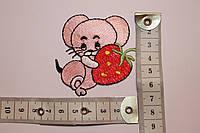 Термоаппликация (наклейка) Mouse