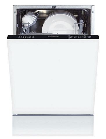 Повністю вбудовувана посудомийна машина Kuppersbusch IGV 4408.2