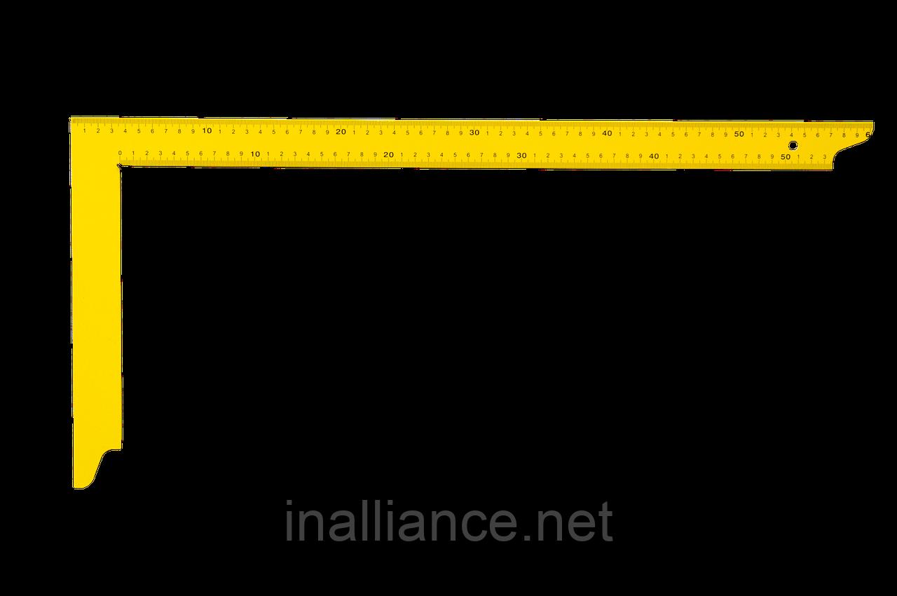 Угольник столярный, угольник плотницкий, 600 мм, BMI 950 060 001