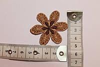 Термоаппликация (наклейка) Цветок