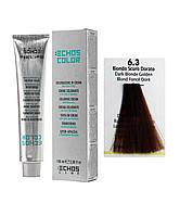 Краска для волос Echos Color 6/3 золотистый темно-русый