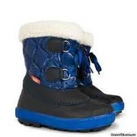 Зимові чобітки (зимние дутики) Demar Furry синій