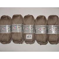 Пряжа для ручного и машинного  вязания Alize EXTRA (Экстра) акрил 167 каменный