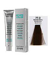 Краска для волос Echos Color 77/0 русый экстра-натуральный