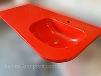 """Столешница в ванную """"Байда"""""""