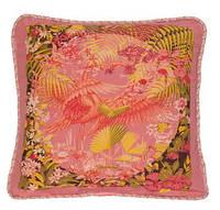 """Декоративная подушка """"Вечеринка фламинго"""""""