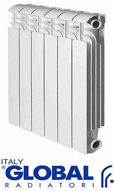 Алюминиевые радиаторы Global - Италия