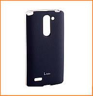 Чехол VOIA (original) на LG L Bello D335 - Jell Skin Navy