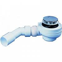 Трап для душ поддона, выпуск 52 мм, выход 40/50 мм SANIT 34.035.00..0000