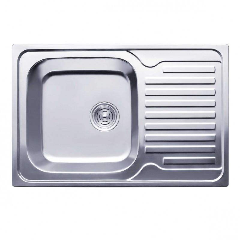 Кухонная мойка нержавейка Imperial 6950 Decor