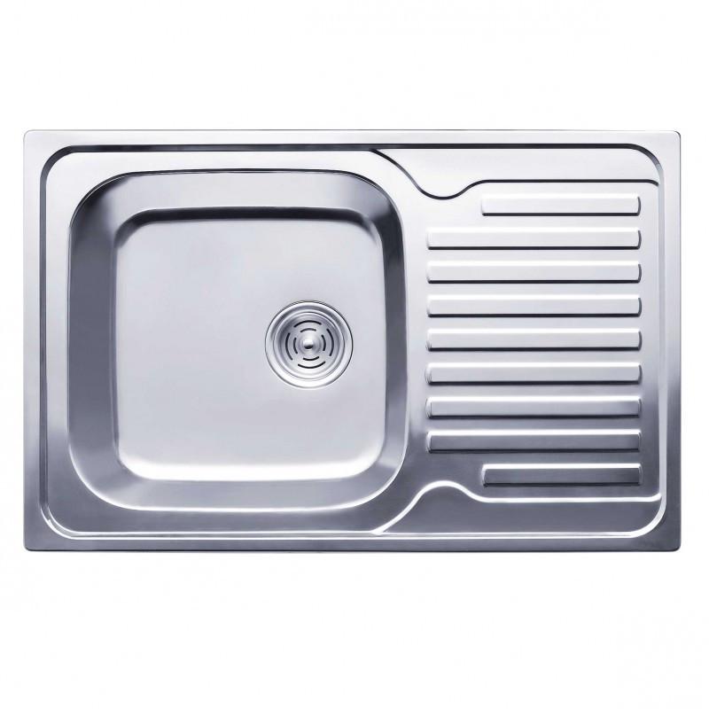 Кухонная мойка нержавейка Imperial 7848 Satin