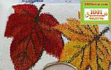 """Набор ковриков Banyolin """"Осень"""" в ванную и туалет, 100х60 см. и 50х60 см., фото 2"""
