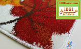 """Набор ковриков Banyolin """"Осень"""" в ванную и туалет, 100х60 см. и 50х60 см., фото 4"""