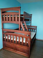 """Двухъярусная кровать""""РУСАЛОЧКА"""""""