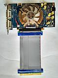 Райзер Riser PCI-E 16x to 16x удлинитель шлейф для видеокарты, фото 4