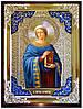 Икона в ризе - Святая мученица Анастасия в православном магазине