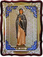 Икона в ризе - Святая мученица Анна Пророчица в православном интернет магазине