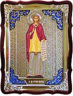 Икона в ризе - Святая мученица Антонина Никейская в магазине церковной утвари