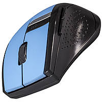 Мышь компьютерная Usb RAPOO 3200  беспроводная мышка для ноутбука синияя