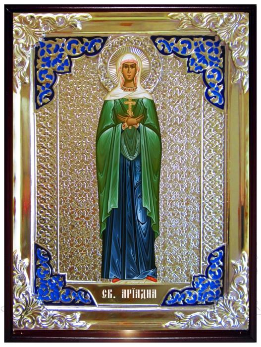 Икона Святая мученица Ариадна ростовая икона в православном интернет магазине