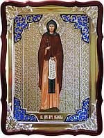 Икона в ризе - Святая мученица Евдокия в магазине церковной утвари
