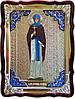 Икона в ризе - Святая мученица Евфросиния Полоцкая в магазине церковной утвари