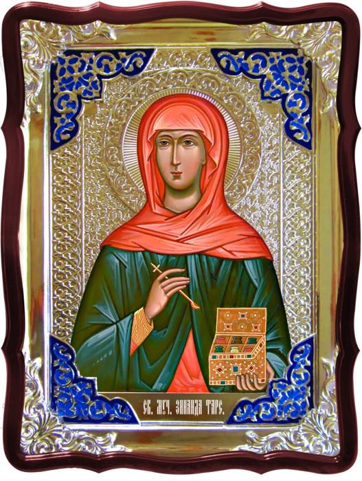 Икона в ризе - Святая мученица Зинаида Тарсийская в магазине церковной утвари