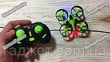 Квадрокоптер Eachine E010 Мини дрон. Квадрокоптер Eachine E010 зеленый, фото 3