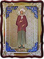 Икона в ризе - Святая мученица Ксения заказать в церковной лавке