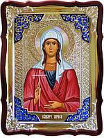Икона в ризе - Святая мученица Лариса Готфская в православном интернет магазине