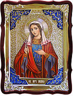 Икона в ризе - Святая мученица Лидия заказать в церковной лавке