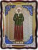 Икона в ризе - Святая мученица Матрона Московская в магазине церковной утвари