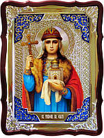 Икона в ризе - Святая мученица Ольга заказать в церковной лавке