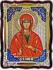 Икона в ризе - Святая мученица Неонила Сирийская в магазине церковной утвари