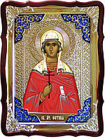 Икона в ризе - Святая мученица Фотиния в православном магазине