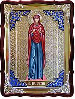 Икона в ризе - Святая мученица Христина в православном магазине
