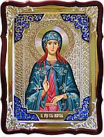Икона в ризе - Святая мученица Юлия заказать в церковной лавке