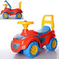Автомобиль для прогулок Спайдер 67×46×29 см Технок 3077
