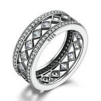 Кольцо из серебра винтажный соблазн