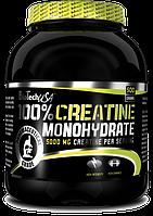 100% CREATINE MONOHYDRATE банка - 500g