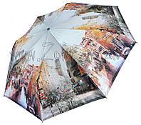 Женский зонт Zest Венеция, САТИН ( полный автомат ) арт. 23744-10