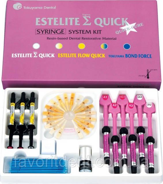 Estelite набор для реставраций Эстелайт набор
