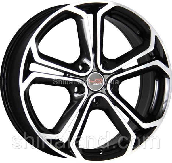 Литые диски Replica LegeArtis Opel OPL523 8,5x20 5x120 ET45 dia67,1 (BKF)