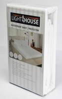 Наматрасник водонепроницаемый LightHouse махровая ткань TERRY 160х200