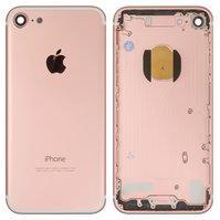 Корпус для мобильного телефона Apple iPhone 7, розовый, с держателем S