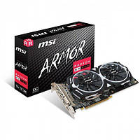 Видеокарта MSI Radeon RX 580 8GB DDR5 Armor OC (RX_580_ARMOR_8G_OC)