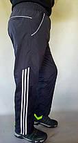 Штани чоловічі спортивні Sport плащівка 5XL, фото 3